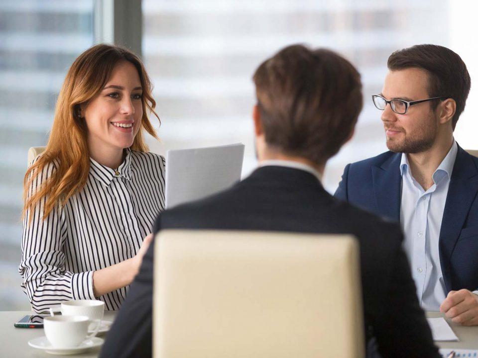 Rozmowa z doradcą kredytowym