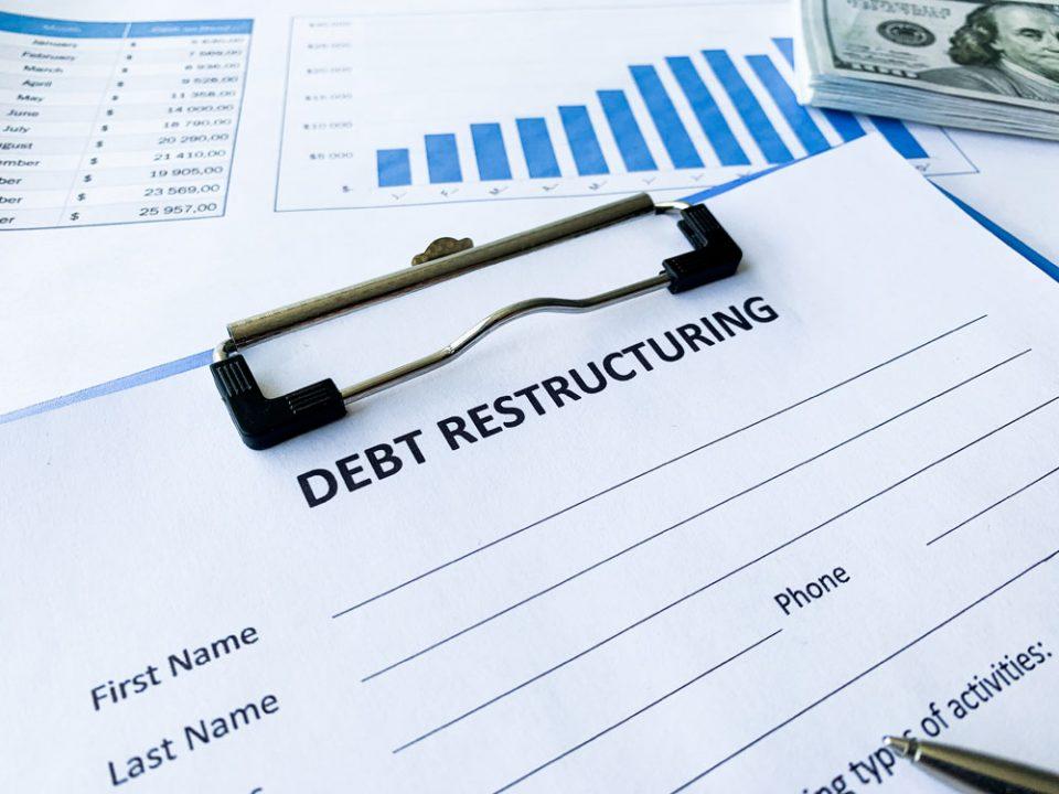 restrukturyzacja kredytu
